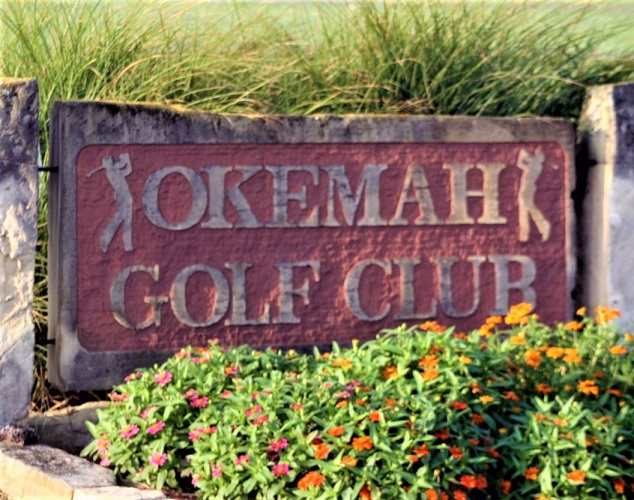 Okemah Golf Course, Okemah, Oklahoma,  - Golf Course Photo