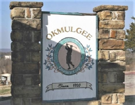 Okmulgee Country Club, CLOSED 2010, Okmulgee, Oklahoma,  - Golf Course Photo