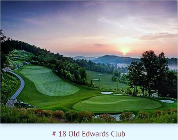 Old Edwards Club | Old Edwards Golf Course