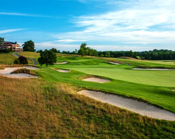 Olde Farm Golf Club | Olde Farm Golf Course, Bristol, Virginia, 24202-5001 - Golf Course Photo