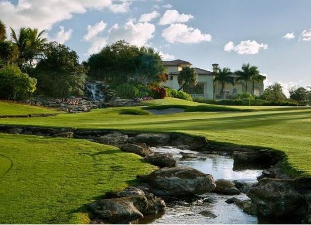 Old Palm Golf Club,Palm Beach Gardens, Florida,  - Golf Course Photo