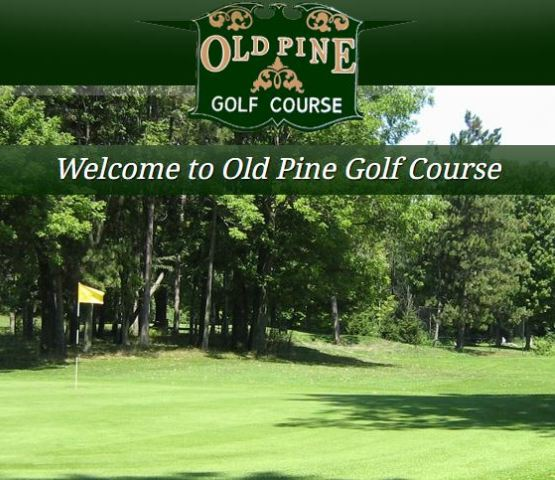 Old Pine Golf Course, CLOSED 2014,Richfield, Ohio,  - Golf Course Photo