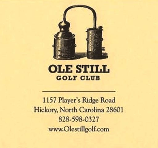 Ole Still Golf Club,Hickory, North Carolina,  - Golf Course Photo