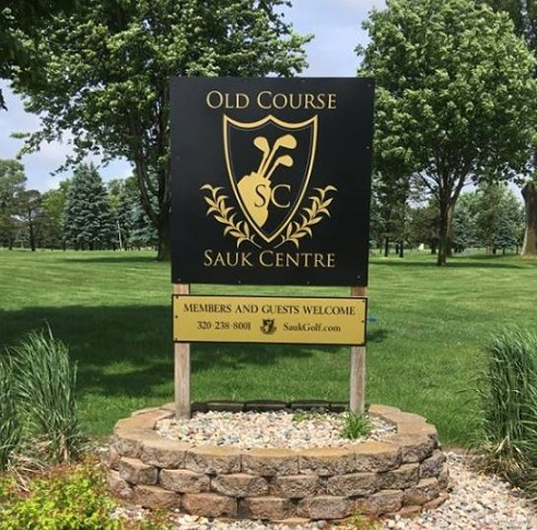 Old Course Sauk Centre, Sauk Centre, Minnesota,  - Golf Course Photo