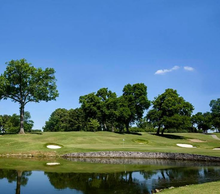 Old Hickory Country Club, Old Hickory, Tennessee,  - Golf Course Photo