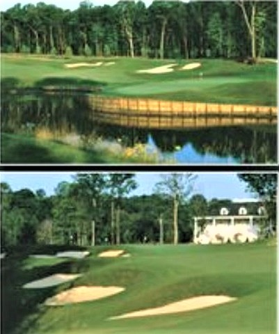 Old Hickory Golf Club, Woodbridge, Virginia, 22192 - Golf Course Photo