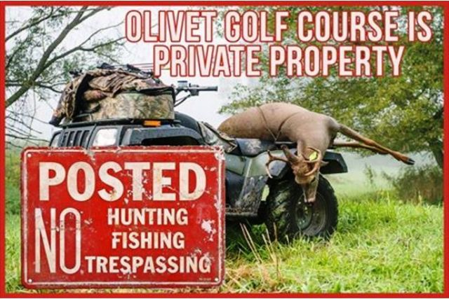 Olivet Country Club, CLOSED 2015