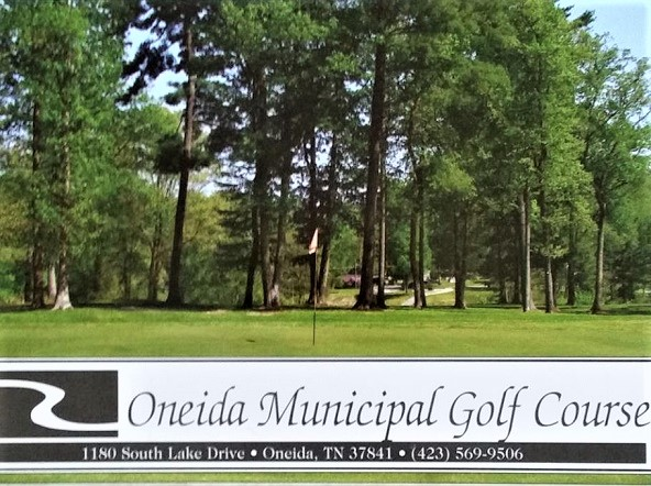 Golf Course Photo, Town of Oneida Municipal Golf Course, Oneida, 37841