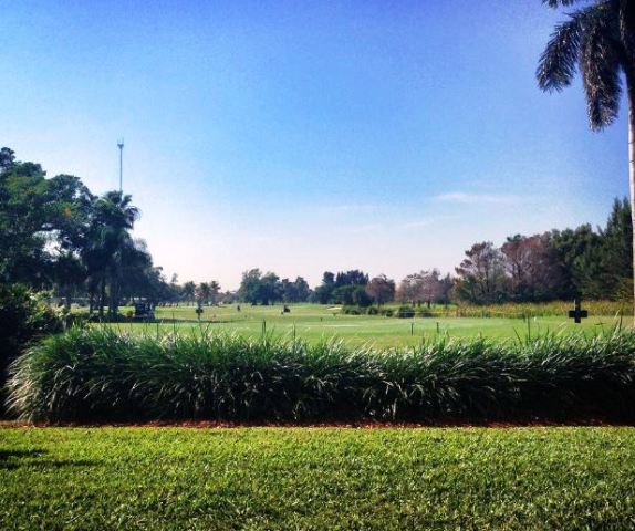 Orangebrook Country Club, East Golf Course,Hollywood, Florida,  - Golf Course Photo