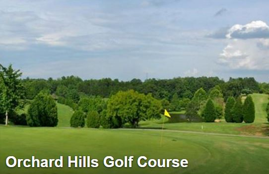 Orchard Hills Golf Course,Granite Falls, North Carolina,  - Golf Course Photo