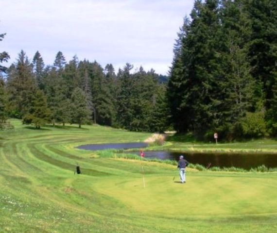 Orcas Island Country Golf Club,Eastsound, Washington,  - Golf Course Photo