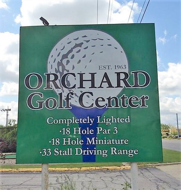 Golf Course Photo, Orchard Golf Center, Greenwood, Indiana, 46142