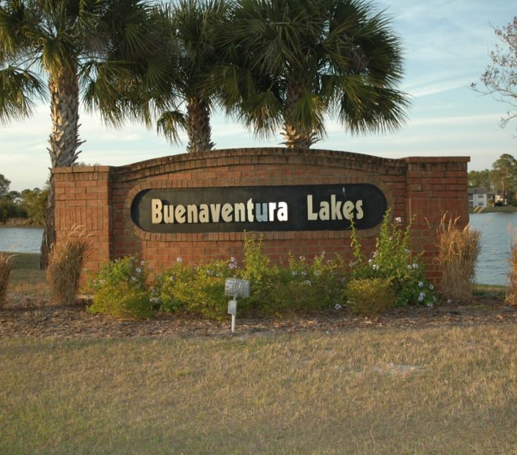 Golf Course Photo, Osceola Golf Club - Buenaventura Lakes, CLOSED 2010, Kissimmee, 34743