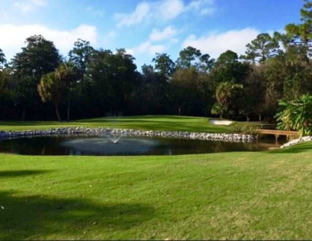 Osceola Municipal Golf Course, Pensacola, Florida, 32506 - Golf Course Photo
