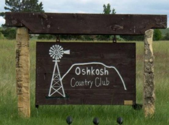 Oshkosh Country Club, Oshkosh, Nebraska,  - Golf Course Photo