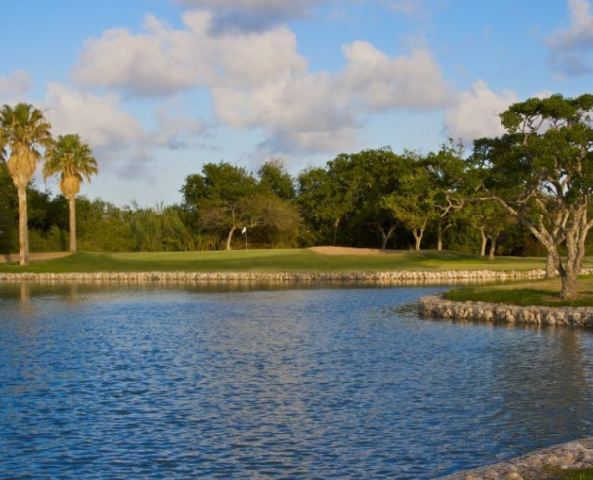 Oso Beach Municipal Golf Course,Corpus Christi, Texas,  - Golf Course Photo