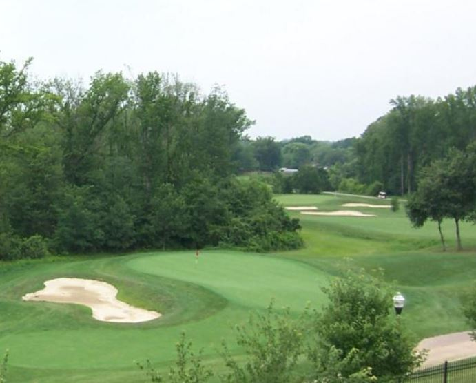 The Ospreys Golf Club At Belmont Bay, CLOSED 2015, Woodbridge, Virginia, 22191 - Golf Course Photo
