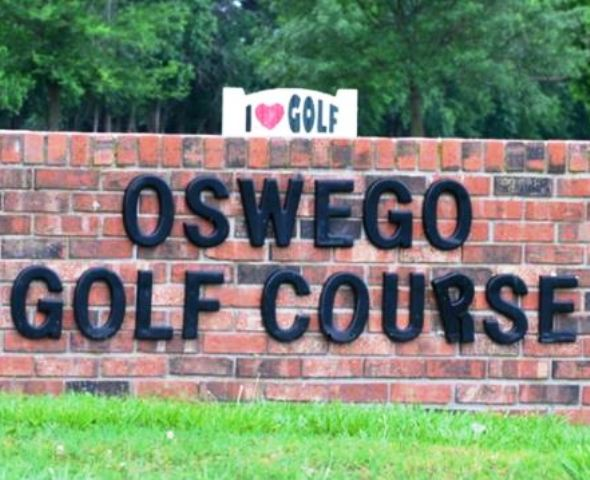 Oswego Golf Course, Oswego, Kansas,  - Golf Course Photo