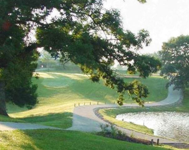 Ottumwa Country Club, Ottumwa, Iowa,  - Golf Course Photo