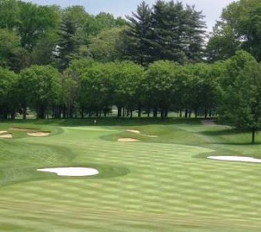 Overbrook Golf Club,Villanova, Pennsylvania,  - Golf Course Photo