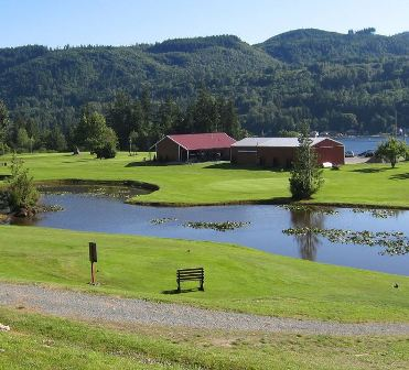 Overlook Golf Course, Mount Vernon, Washington, 98273 - Golf Course Photo