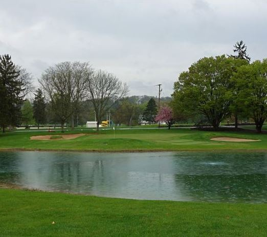Overlook Golf Course, Lancaster, Pennsylvania,  - Golf Course Photo