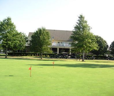 Owasso Golf & Athletic Club, Owasso, Oklahoma, 74055 - Golf Course Photo