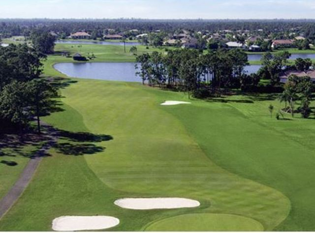 PGA National, Estates Golf Course,West Palm Beach, Florida,  - Golf Course Photo