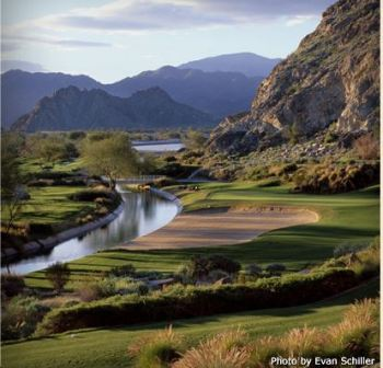 PGA West, Jack Nicklaus Private Course,La Quinta, California,  - Golf Course Photo