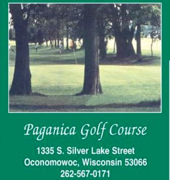 Paganica Golf Course,Oconomowoc, Wisconsin,  - Golf Course Photo