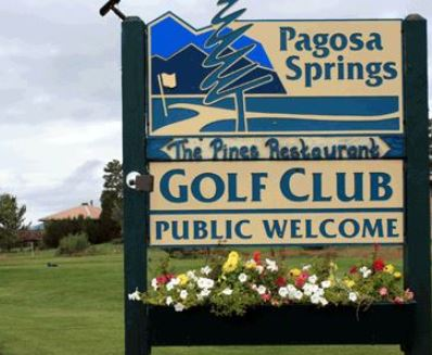 Pagosa Springs Golf Club, Pagosa Springs, Colorado,  - Golf Course Photo