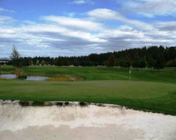 Painted Hills Golf Course, CLOSED 2012, Spokane, Washington, 99206 - Golf Course Photo