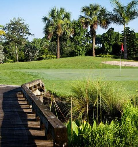 Palm Cove Golf & Yacht Club, Palm City, Florida, 34990 - Golf Course Photo