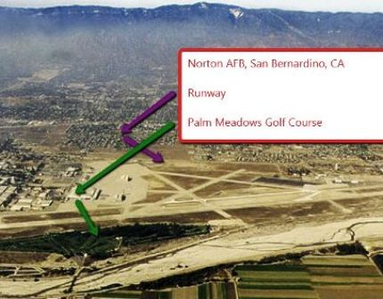 Palm Meadows Golf Course, CLOSED 2005, San Bernardino, California, 92408 - Golf Course Photo