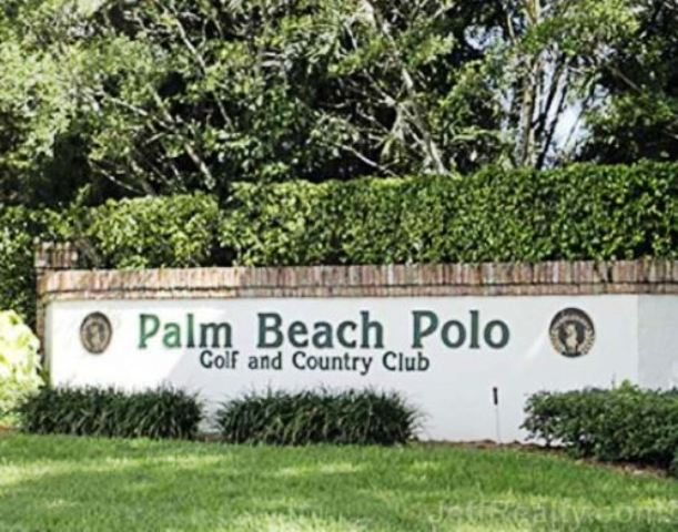Golf Course Photo, Palm Beach Polo & Country Club, Dunes Course, West Palm Beach, 33414