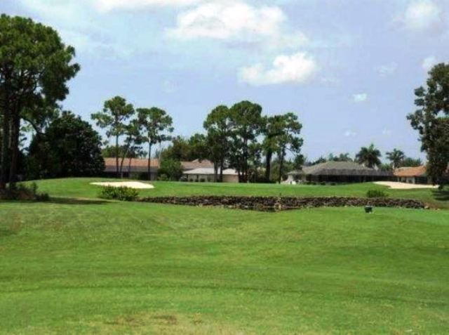Palmetto Pines Golf Course, Parrish, Florida, 34219 - Golf Course Photo