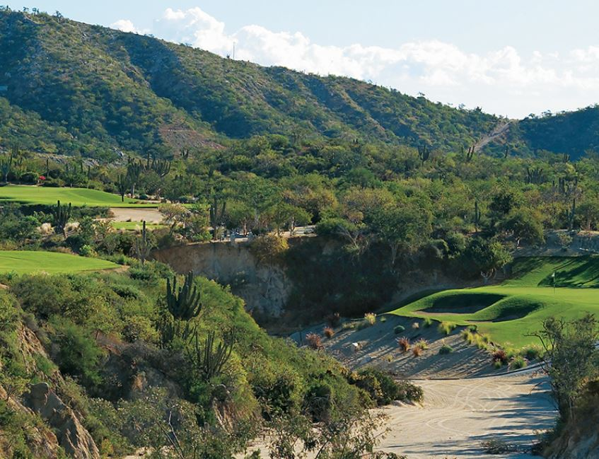 Palmilla Golf Course, Los Cabos , Mexico,  - Golf Course Photo