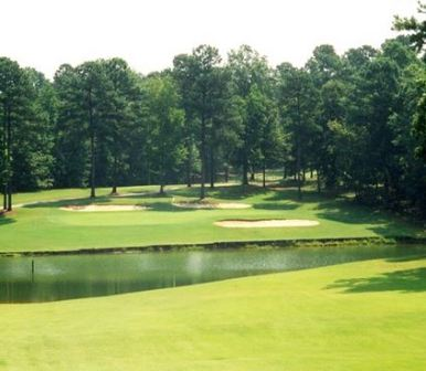 Parkland Golf Course, CLOSED 2015, Greenwood, South Carolina, 29649 - Golf Course Photo
