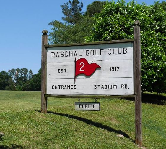 Paschal Golf Club