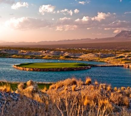 Paiute Golf Resort, Wolf Course, Las Vegas, Nevada,  - Golf Course Photo