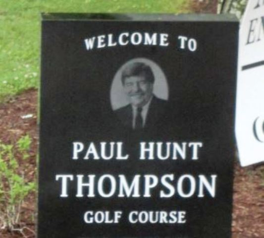 Paul Hunt Thompson Golf Course,Allen, Kentucky,  - Golf Course Photo