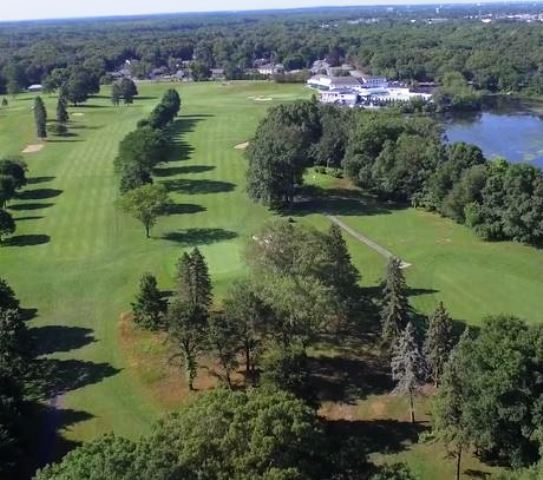 Pawtucket Country Club, Pawtucket, Rhode Island, 02861 - Golf Course Photo