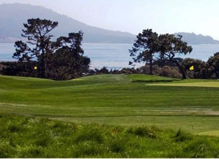 Pebble Beach Golf Links -Peter Hay Par Three,Pebble Beach, California,  - Golf Course Photo