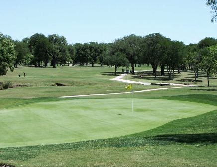 Pecan Valley Golf Club, CLOSED 2012, San Antonio, Texas, 78223 - Golf Course Photo