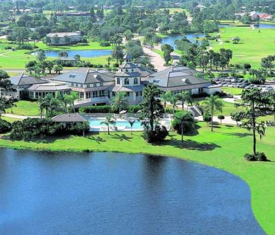 Pelican Pointe Golf & Country Club, Venice, Florida,  - Golf Course Photo