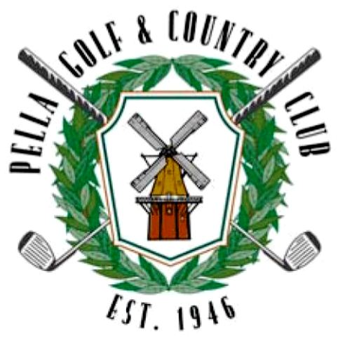 Pella Golf & Country Club, Pella, Iowa,  - Golf Course Photo