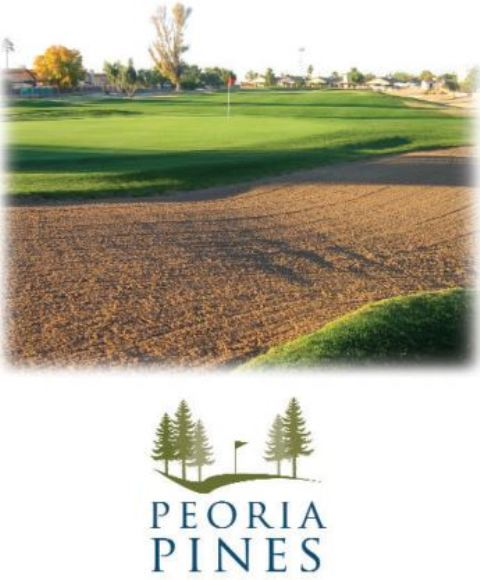Golf Course Photo, Peoria Pines Golf Course, Peoria, 85345