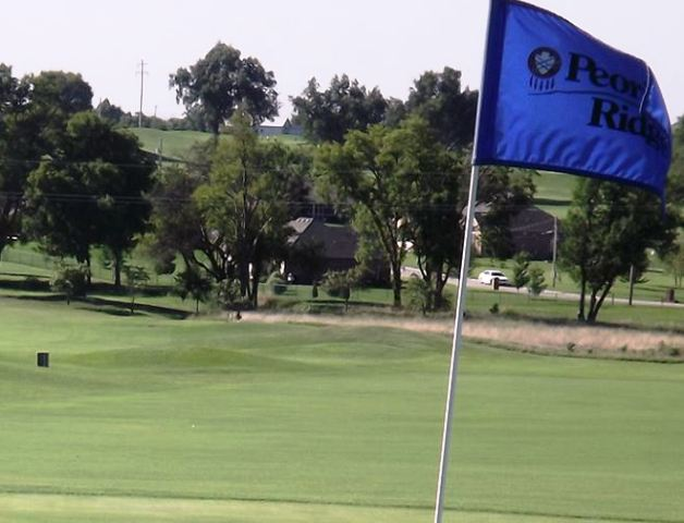 Peoria Ridge, Miami, Oklahoma,  - Golf Course Photo