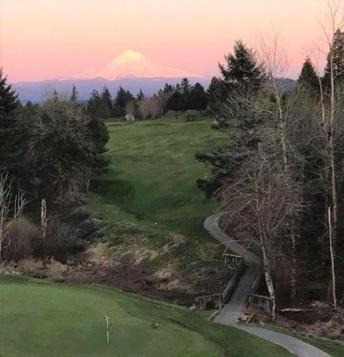Persimmon Country Club, Gresham, Oregon,  - Golf Course Photo