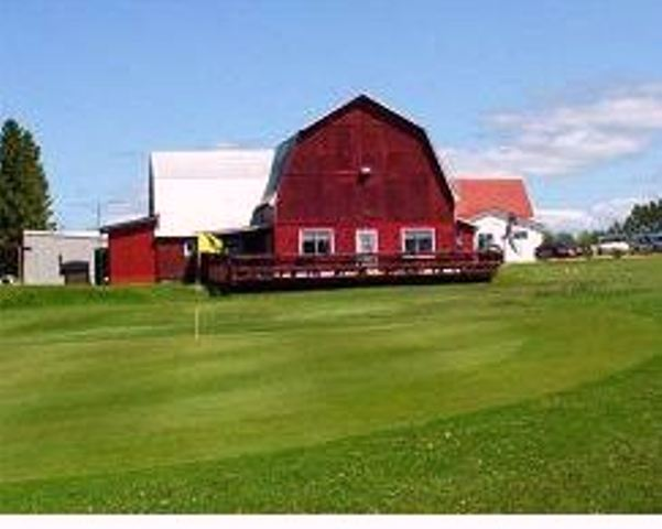 Perttus Big Spruce Golf Course, CLOSED 2011,Bruce Crossing, Michigan,  - Golf Course Photo